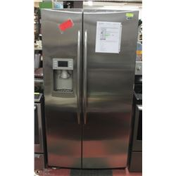 GE PROFILE FRENCH DOOR REFRIGERATOR WITH ICE