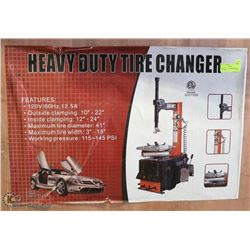 NEW HEAVY DUTY TIRE CHANGER WITH 110V 60HZ