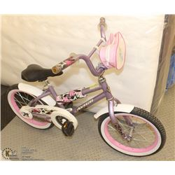 AVIGO GIRLS BIKE 16""