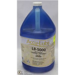 3.8L BOTTLE OF ACCU-LUBE LUBRICANT