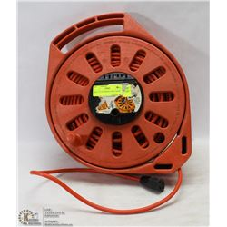 ROLL UP EXTENSION CORD CADDY