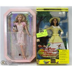 COLLECTOR BARBIES NEW IN BOXES INCL. BIRTHSTONE