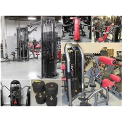 FEATURED BAILIFF SEIZURE GYM/FITNESS STORE