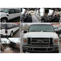 FEATURED REBUILT 2003 FORD EXCURSION LIMO