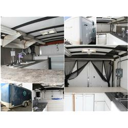 FEATURED UTILITY/FOOD TRAILERS