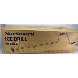 NORMARK ICE AUGER FIN BORE II