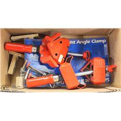 MASTERCRAFT RIGHT ANGLE CLAMP SET INCL. 2 RIGHT