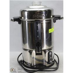 DE LONGHI PROFESSIONAL 50 CUP COFFEE MAKER