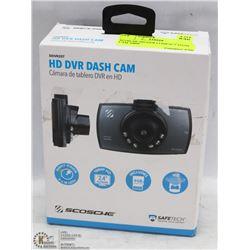 SCOSCHE HD DVR COMPACT DASH CAM 1080P