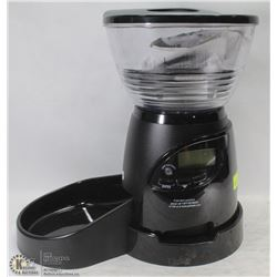 ASPEN PET AUTOMATIC DOG FEEDER WITH