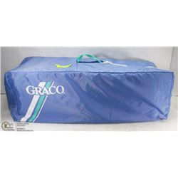 GRACO PORTABLE PLAYPEN IN CARRYING CASE