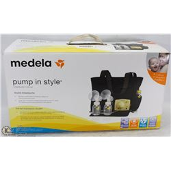 MEDELA PUMP IN STYLE DOUBLE BREAST PUMP.