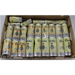 VINTAGE COORS CAN COLLECTION