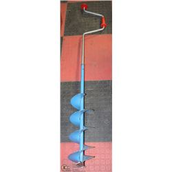 """60"""" HAND ICE-AUGER"""