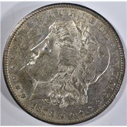 1878-CC MORGAN DOLLAR, FINE KEY DATE
