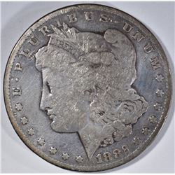1882-CC MORGAN DOLLAR, FINE