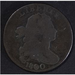 1800/79 DRAPED BUST LARGE CENT