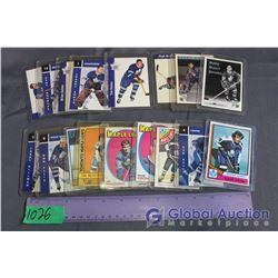 Toronto Maple Leaf Cards