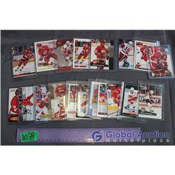Steve Yzerman Cards