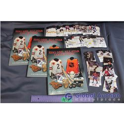 3 Esso All Star Collection Albums abd 183 Cards