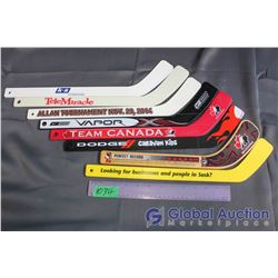 Mini Hockey Stick Collection