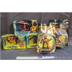 Transformers Animorphs, Beastwars Toys