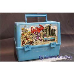 Vintage Masters of the Universe Plastic Lunch Box
