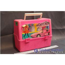 Vintage Barbie Plastic Lunch Box