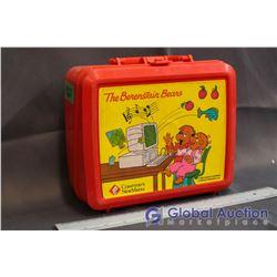 Vintage Berenstain Bears Plastic Lunch Box