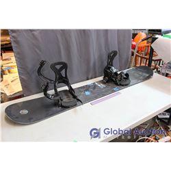 """Burton Verdict 155 Snowboard (59"""")"""