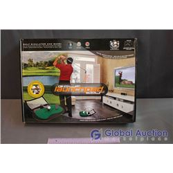 Golf Launchpad Tour Similator Game - works on Windows PC, Mac or PS3
