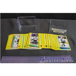 2013-2014 O Pee Chee Sticker Set Hockey Cards