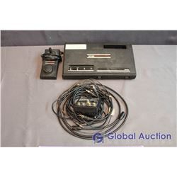 Coleco Gemine Video Game System with 1 Controller (Missing power cable)