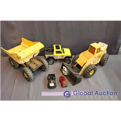 Tonka Loader, Tonka Dump Truck, Tonka Race Truck & More!