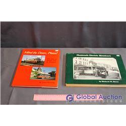 Lot Of Hardcover Streetcar Books (2)