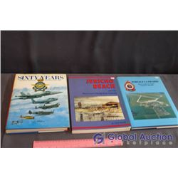 Lot Of Airplane Books (3)
