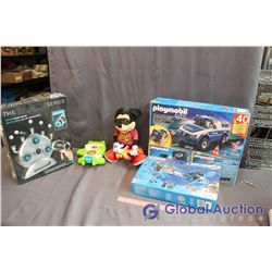 Lot Of Misc Toys