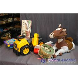 Lot Of Large Misc. Toys