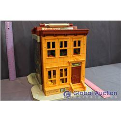 Vintage Fisher-Price Sesame Street Play Set