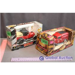 Die Cast Liberty 1936 Dodge & Golden Classic Canadian Tire Collector Banks