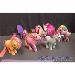 1982-85 Vintage My Little Pony (Sparkler, Lickety-Split, Snuzzle and Other)