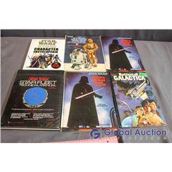 Lot of Star Wars, Star Trek Books & Related
