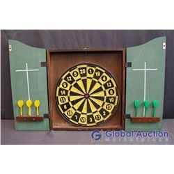 Royal Arms Dart Board