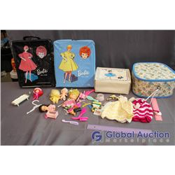 Barbie Doll Cases (4)