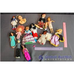 Lot Of Misc. Doll Related
