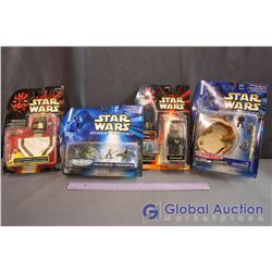 Lot Of Star Wars Toys