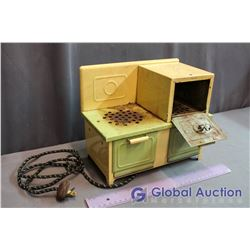 Vintage Toy Miniature Oven