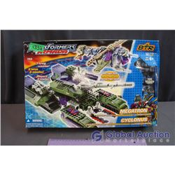 Transformers Armada Lego Set
