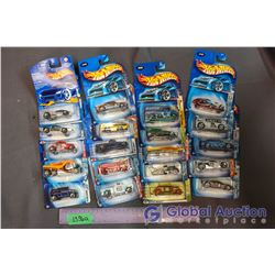 Lot Of (20) NIB Hot Wheels Toys (Sold Choice)