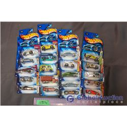 Lot Of (20) NIB Hot Wheels Toys (Sold Choice)